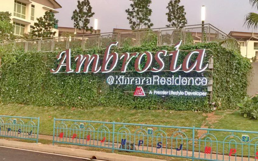 Ambrosia Kinrara Residence Bungalow